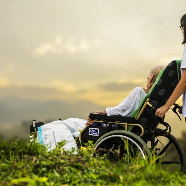 hospice, care, patient